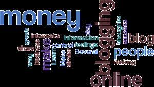 money-by-blogging